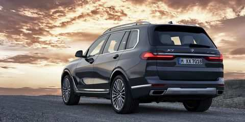 65 All New 2019 BMW X7 Suv Concept And Review