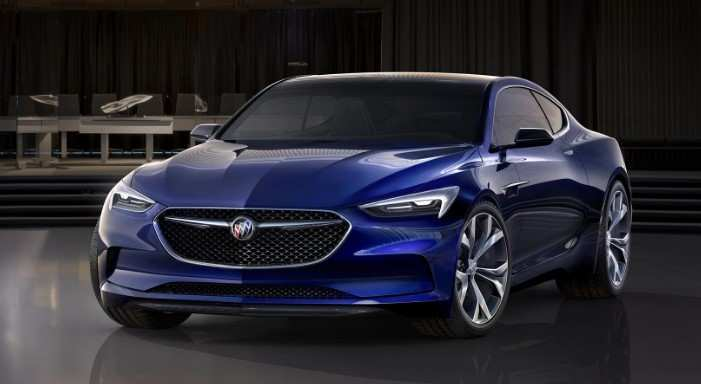 65 All New 2019 Buick Grand National Gnxprice Picture