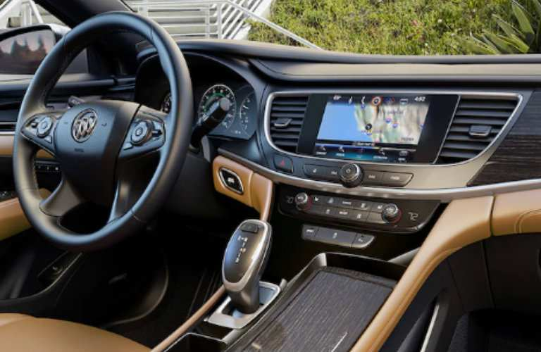 65 All New 2019 Buick LaCrosses Interior