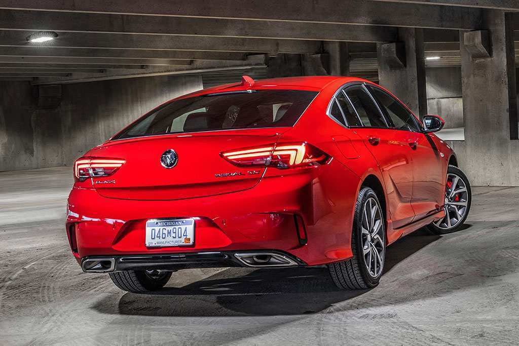 65 All New 2019 Buick Regal Gs Coupe Performance And New Engine