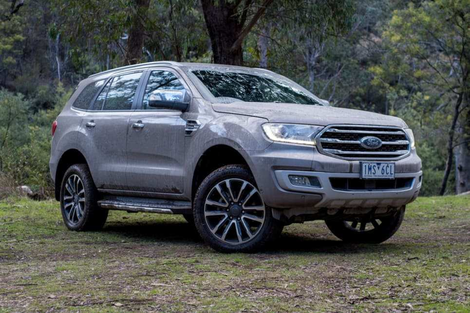 65 All New 2019 Ford Everest Performance And New Engine
