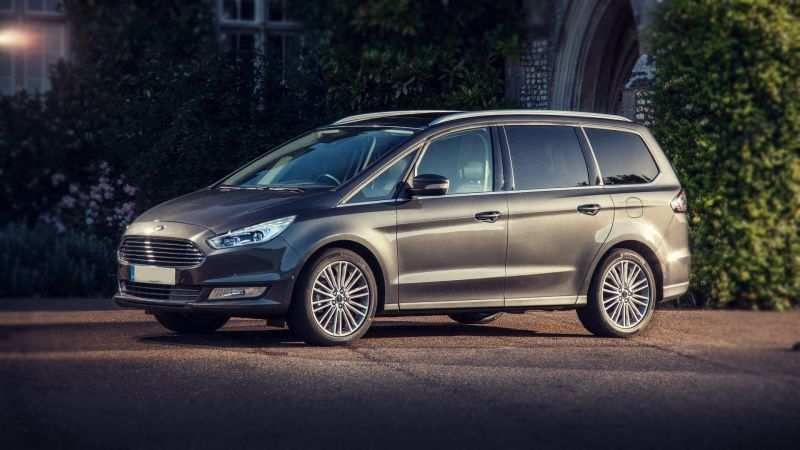 65 All New 2019 Ford Galaxy Interior