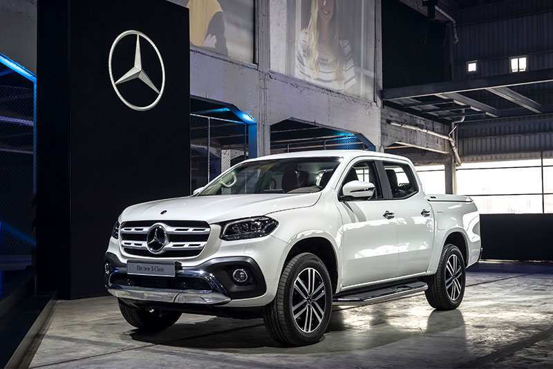 65 All New 2019 Mercedes X Class Spy Shoot