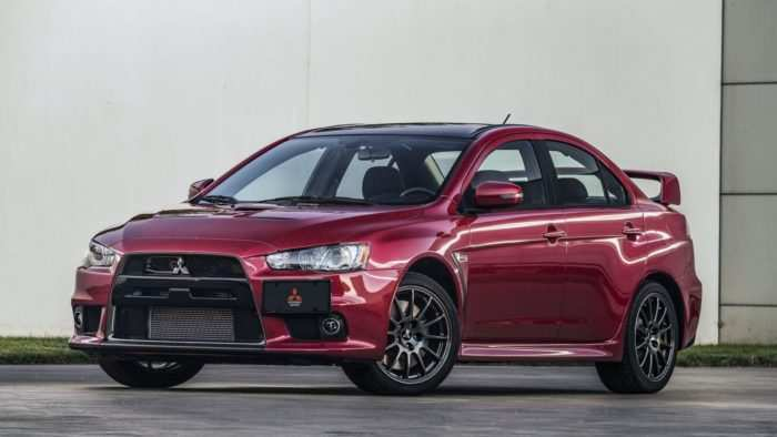 65 All New 2019 Mitsubishi Lancer EVO XI Configurations