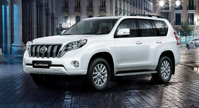 65 All New 2019 Toyota Land Cruiser Diesel First Drive