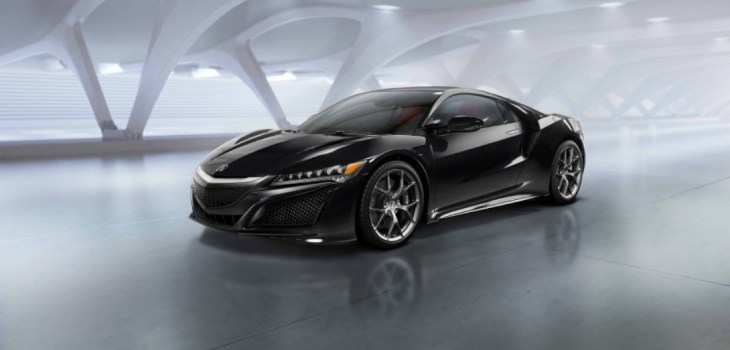 65 All New 2020 Acura Nsx Type R Engine