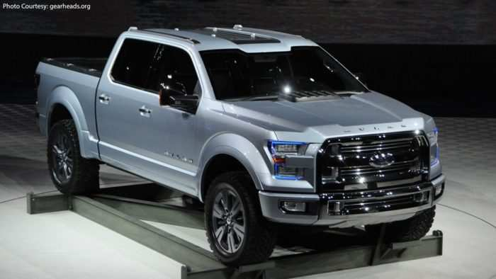 65 All New 2020 Ford Atlas New Model And Performance