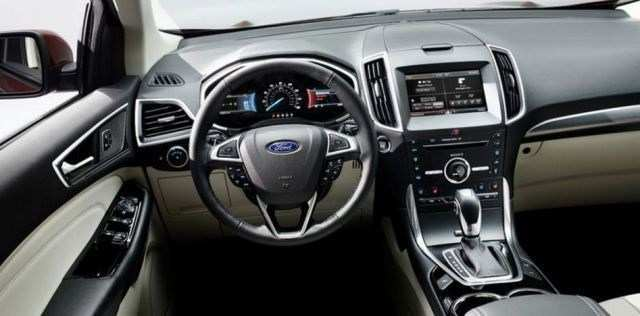 65 All New 2020 Ford Edge Interior