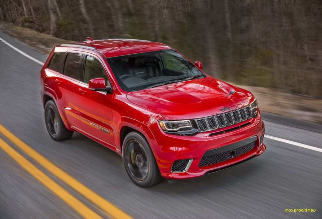 65 All New 2020 Grand Cherokee Srt Hellcat Overview