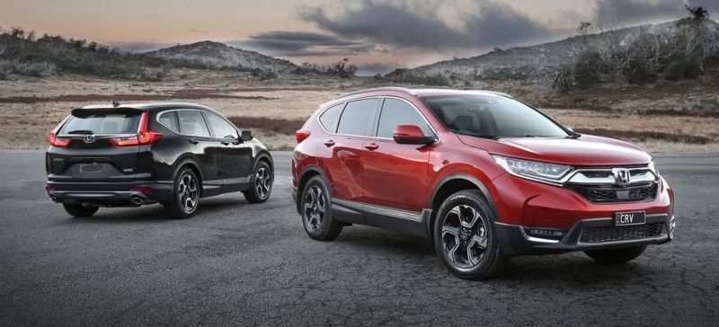 65 All New 2020 Honda CR V Picture