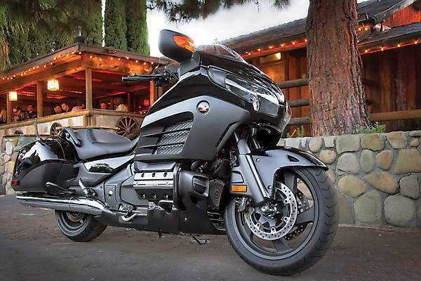 65 All New 2020 Honda Gold Wing First Drive