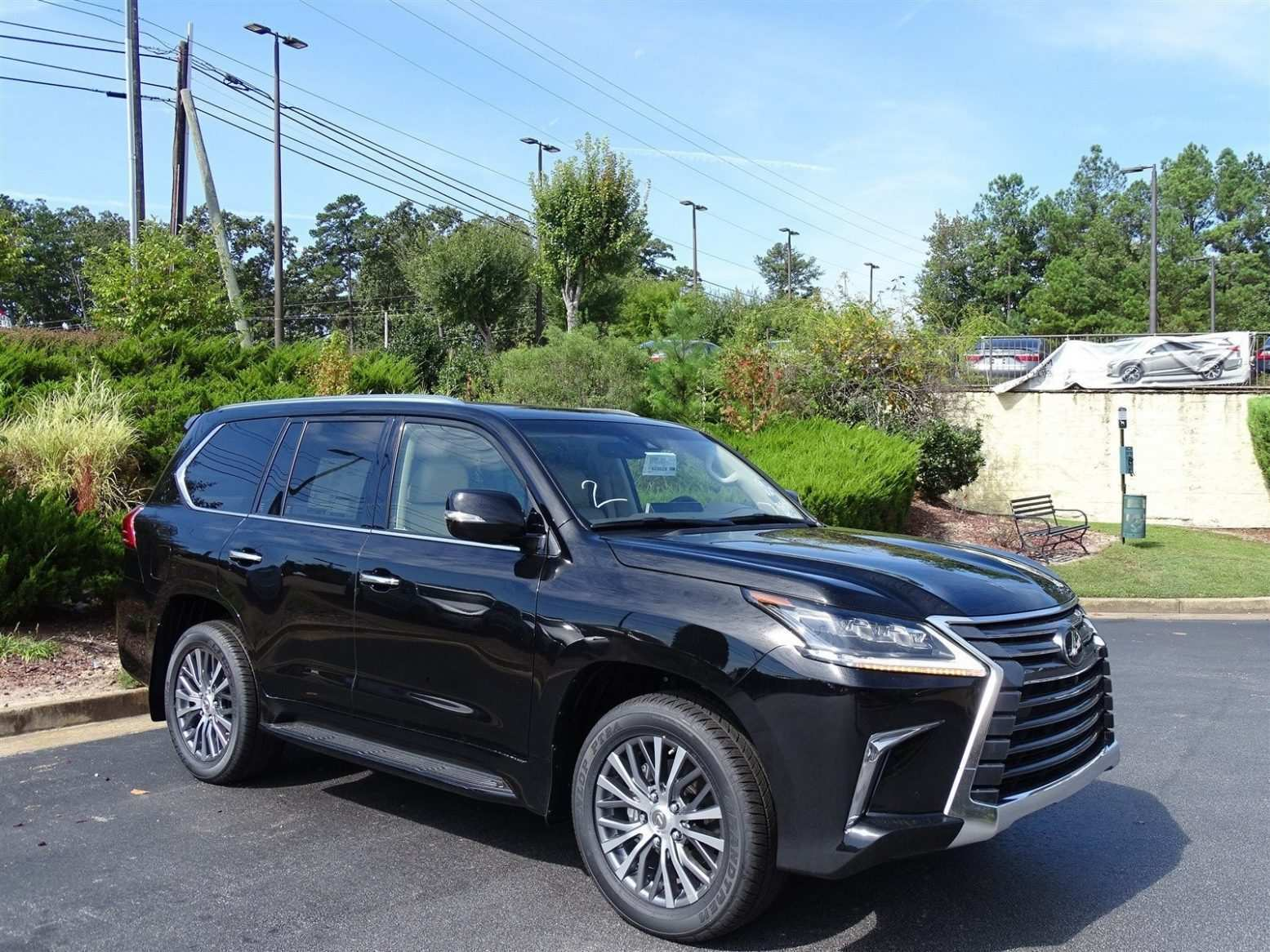 65 All New 2020 Lexus LX 570 Redesign And Concept