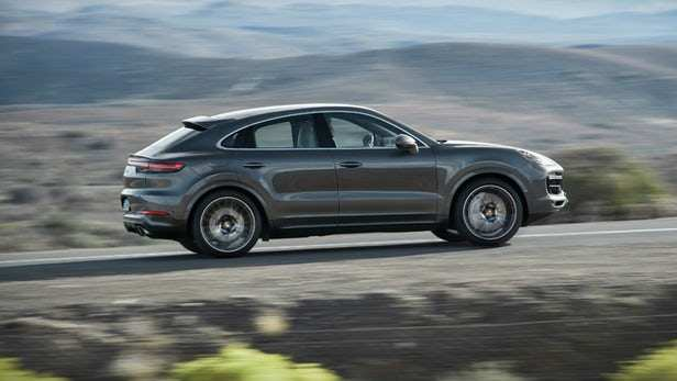65 All New 2020 Porsche Cayenne Turbo S Photos