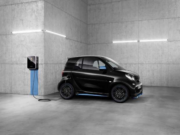 65 All New 2020 Smart Fortwos Photos
