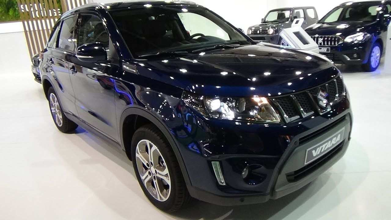 65 All New 2020 Suzuki Grand Vitara Preview Configurations