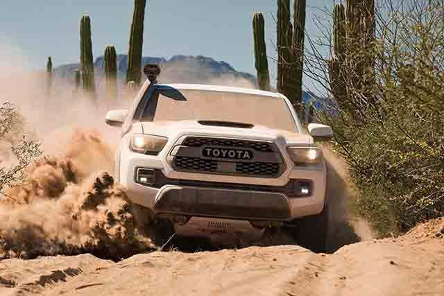 65 All New 2020 Toyota Tacoma Diesel Model