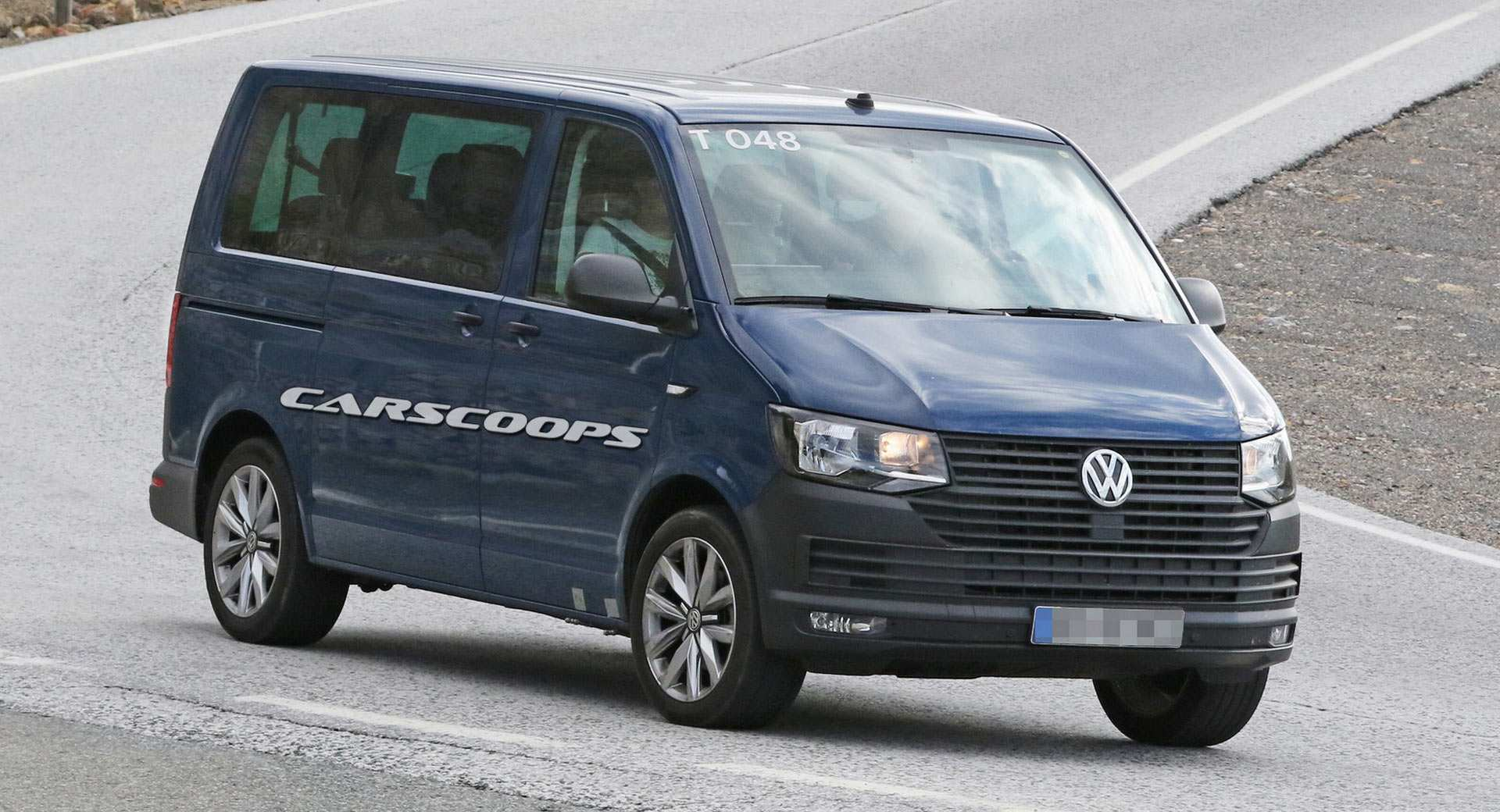 65 All New 2020 VW Transporter Style