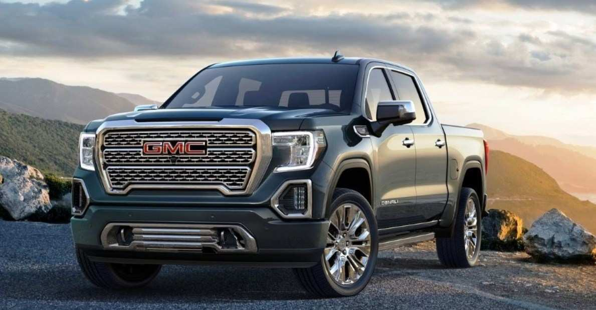 65 All New GMC Truck Colors 2020 Model