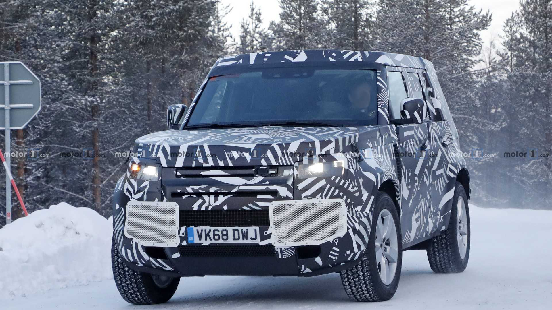 65 All New Jaguar Land Rover Defender 2020 Specs And Review