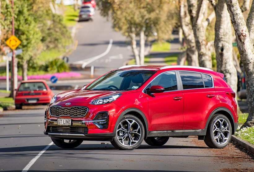 65 All New Kia Sportage Gt Line 2019 Spesification