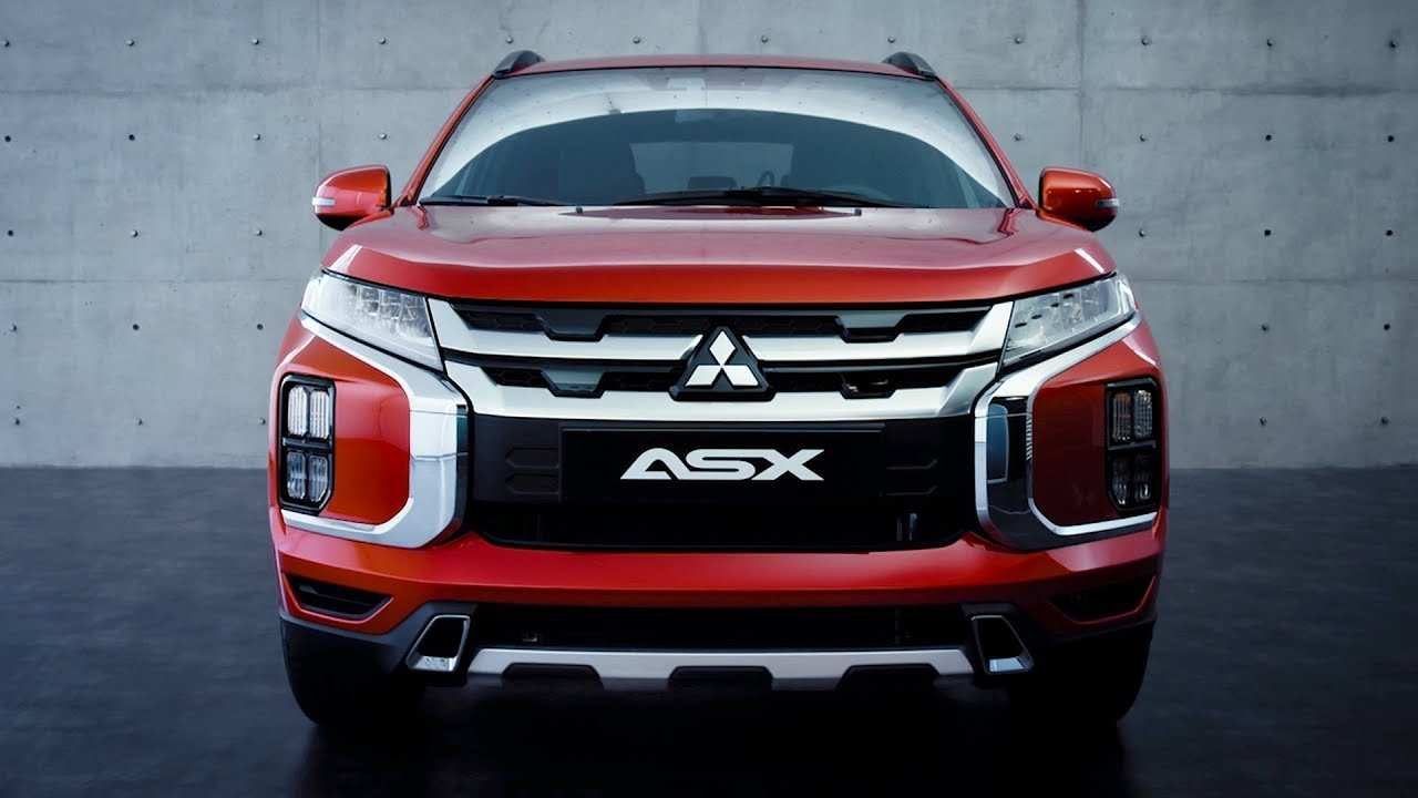 65 All New Mitsubishi Asx 2020 Youtube Spy Shoot