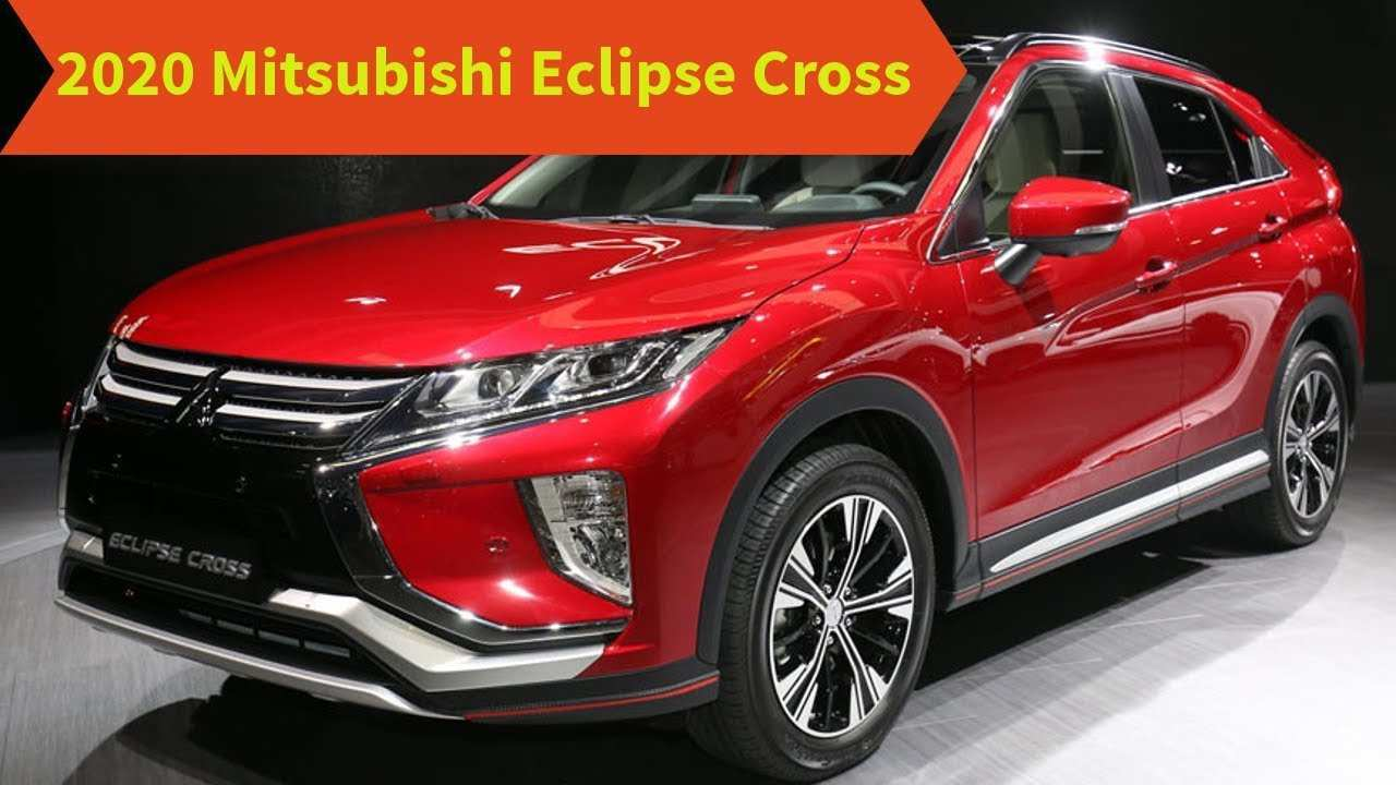 65 All New Mitsubishi Eclipse Cross Hybrid 2020 Interior