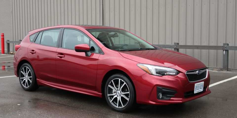 65 All New Subaru 2019 Hatchback Release Date
