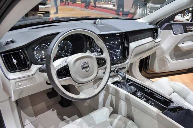 65 All New Volvo 2019 Interior Concept