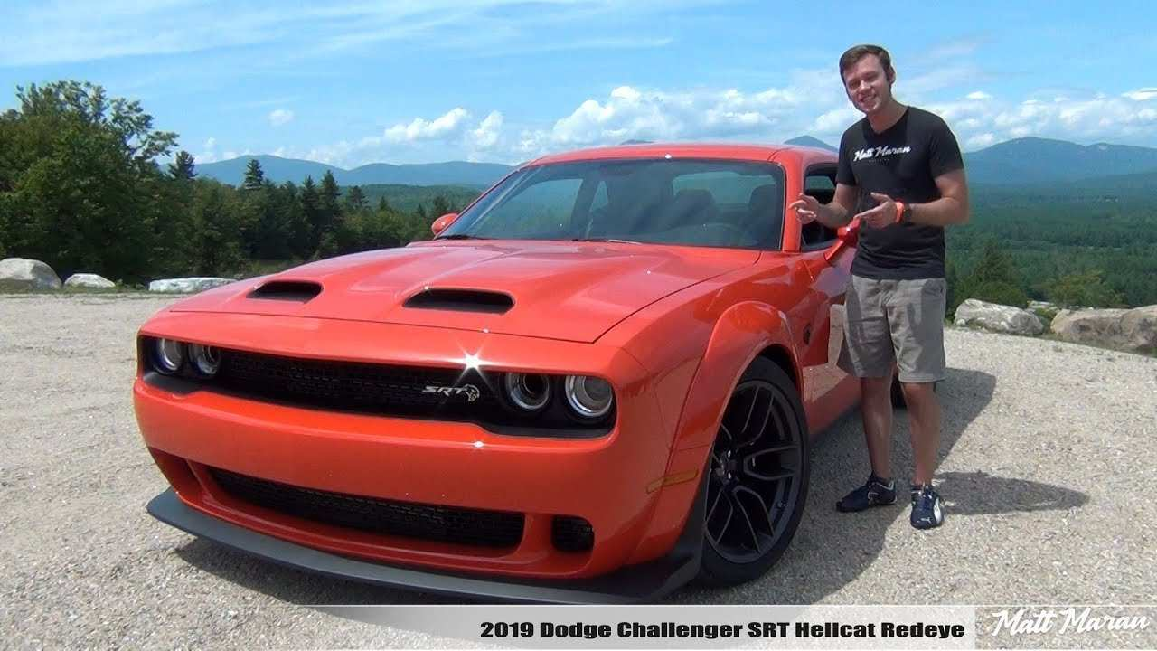 65 Best 2019 Dodge Challenger Srt Specs And Review