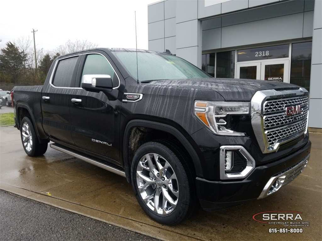 65 Best 2019 GMC Sierra Concept And Review