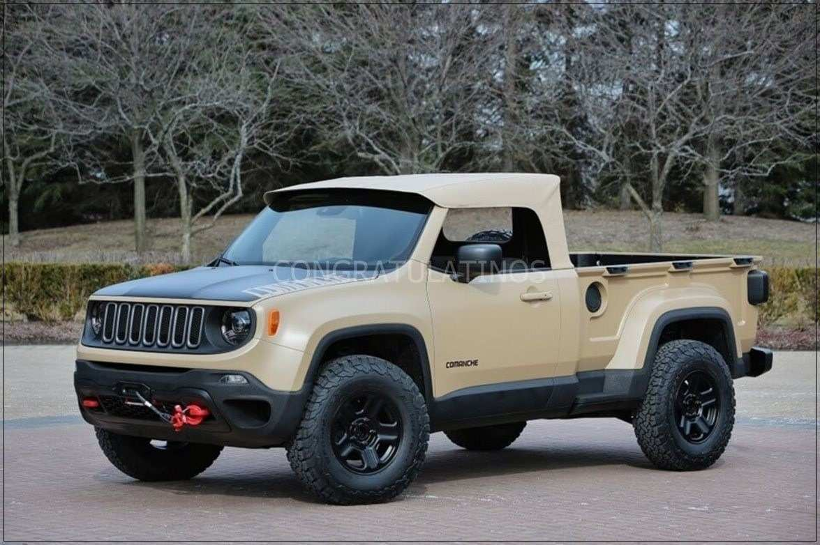 65 Best 2019 Jeep Comanche Review And Release Date
