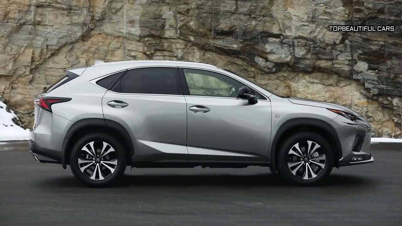 65 Best 2019 Lexus NX 200t Redesign