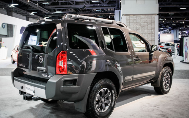 65 Best 2019 Nissan Xterra Redesign And Review