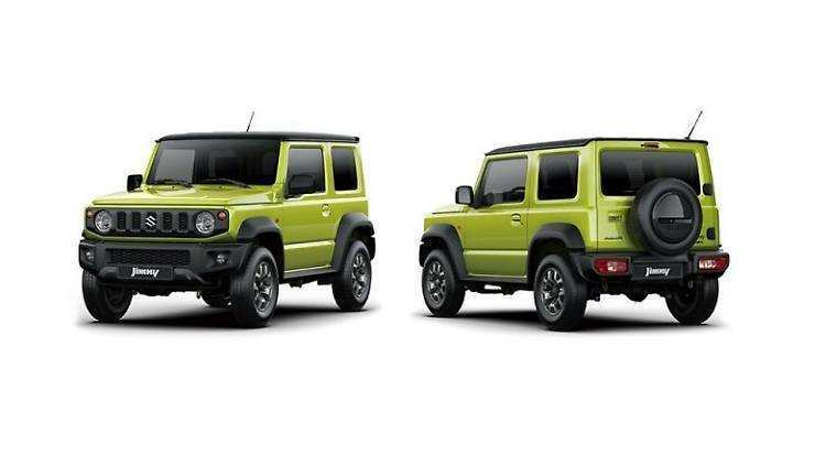 65 Best 2019 Suzuki Jimny Model Concept