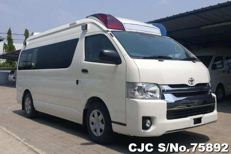 65 Best 2019 Toyota Hiace Spy Shoot