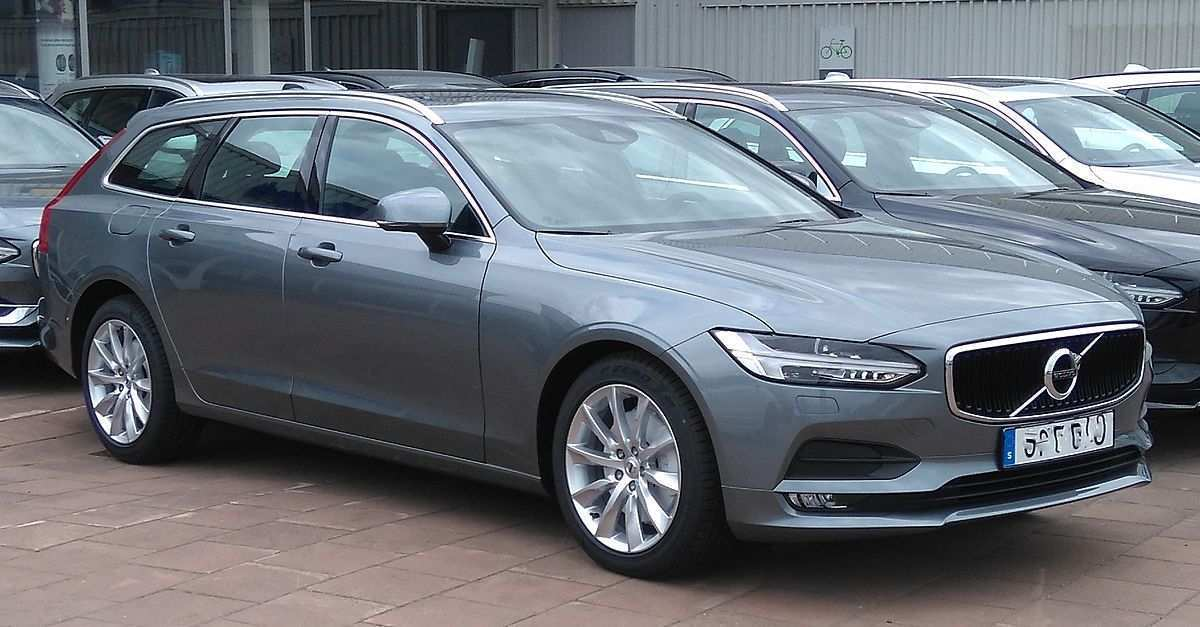 65 Best 2019 Volvo V90 Specification Concept
