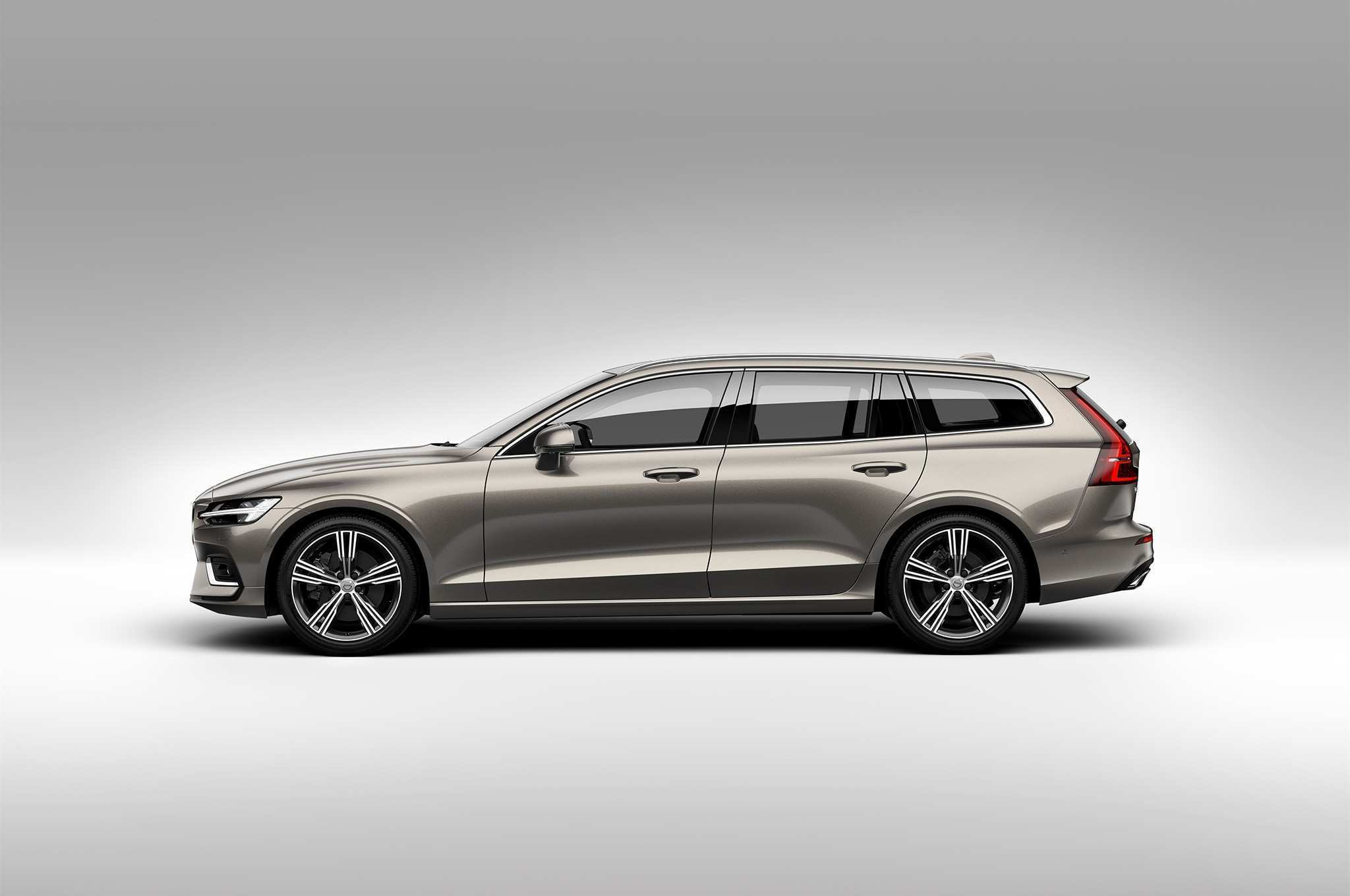65 Best 2019 Volvo Wagon New Concept