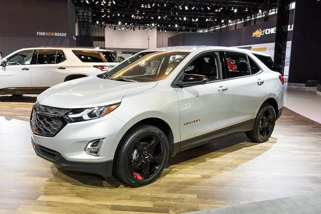65 Best 2020 All Chevy Equinox Specs And Review