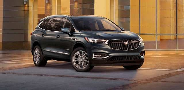 65 Best 2020 Buick Enclave Specs Redesign And Concept