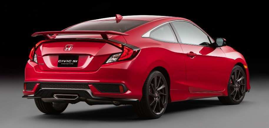 65 Best 2020 Honda Civic Coupe Spy Shoot