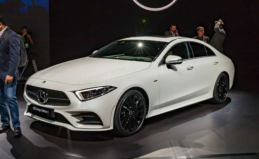 65 Best 2020 Mercedes Cls Class Spy Shoot