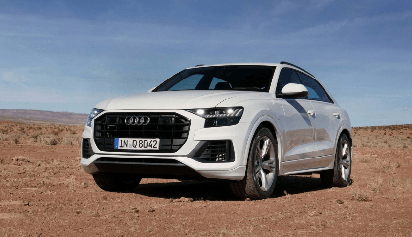 65 Best Audi Q8 2020 Spy Shoot