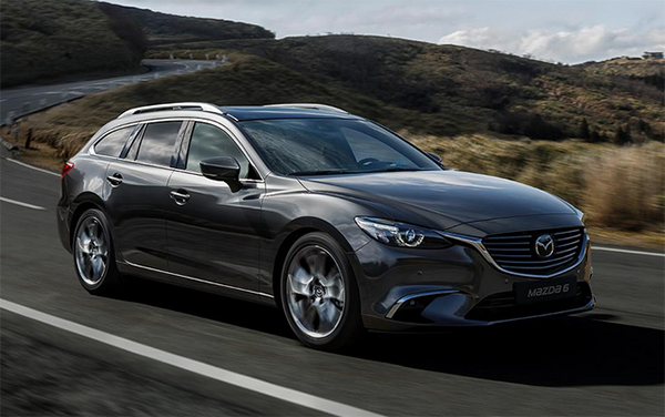 65 Best Mazda 6 Wagon 2020 New Model And Performance