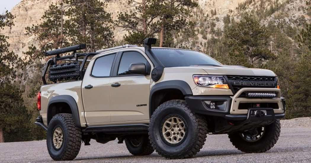 65 New 2019 Chevrolet Colorado Z72 Ratings