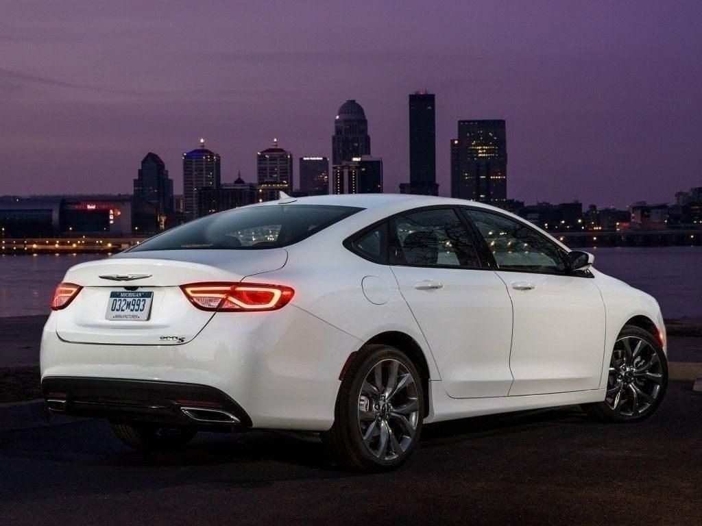 65 New 2019 Chrysler 200 Convertible Price