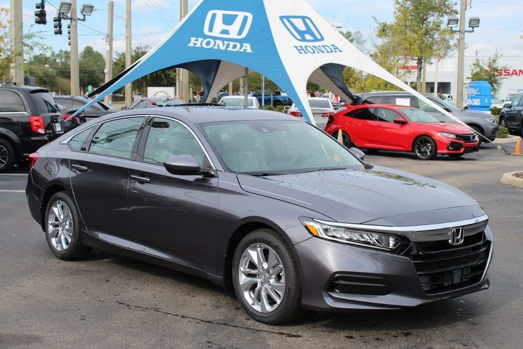65 New 2019 Honda Accord Sedan Release