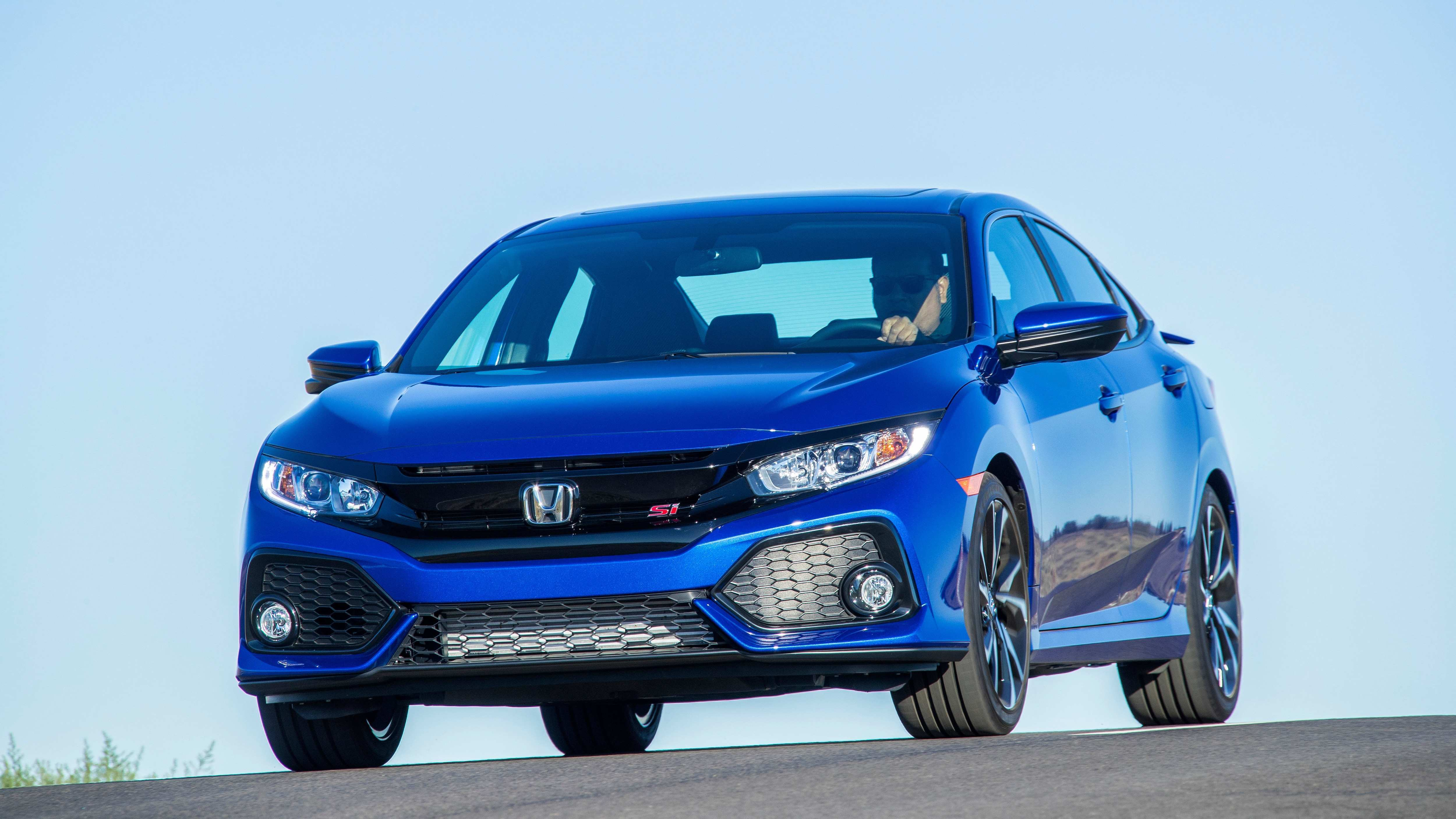 65 New 2019 Honda Civic Si Sedan Price And Release Date