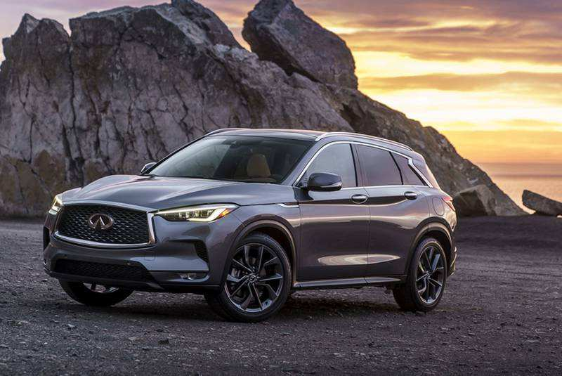 65 New 2019 Infiniti Qx50 First Drive New Review