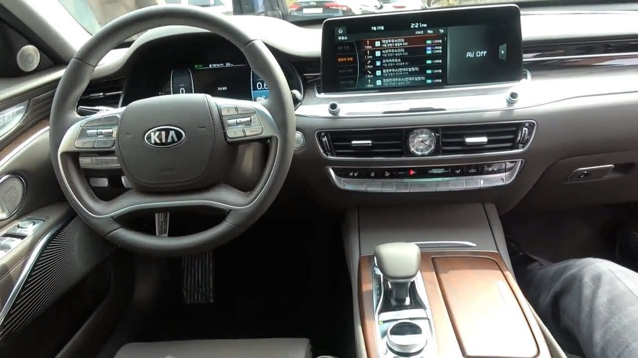 65 New 2019 Kia K900 Performance And New Engine
