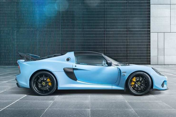 65 New 2019 Lotus Exige Release Date And Concept